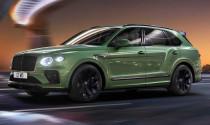Bentley Bentayga 2021 lộ diện:  Sang, xịn hơn, giá cũng sẽ đắt hơn