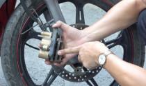 Lưu ý khi độ phanh xe máy, biết để tránh mất tiền oan