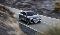 Audi Q4 Sportback e-tron – Chiếc xe điện có thể gây bão vào năm sau