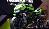 Kawasaki Ninja ZX-25R dự kiến về Việt Nam vào tháng 8 giá khoảng 200 triệu