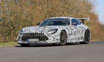 """Mercedes-AMG GT-R Black Series gây """"shock"""" khi đối đầu với Ferrari F8 Tributo"""