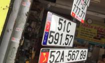 Thiếu hai chi tiết trên bản số kiểu, chủ xe có thể bị phạt tiền