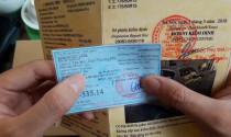 Khổ sở với giấy đăng ký xe