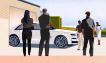 Rolls-Royce Ghost mới sẽ có thiết kế đơn giản nhưng vẫn rất chất