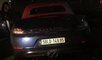 Ngày buồn của Porsche: Hết cầu Sài Gòn, siêu xe tiền tỷ lại gặp nạn ở Hà Nội