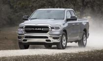 Ram sẽ chế tạo xe bán tải điện để đấu Ford F-150 EV?