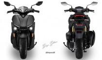 Sắp ra mắt Yamaha NVX 2021, liệu có hot hơn honda airblade?