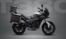Xế lạ Sinnis Terrain 380 Adventure ra mắt cạnh tranh KTM 390 Adventure, Honda CB500x