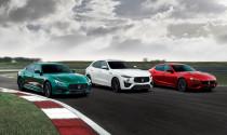 Bộ đôi Maserati Ghibli và Quattroporte Trofeo trình làng động cơ khủng, tốc độ ngang ngửa Ferrari