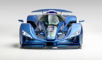 Hãng xe lạ hoắc ra mắt 'ông vua tốc độ' của thế giới hybrid