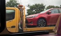 Toyota Corolla Altis 2020 bất ngờ xuất hiện tại Hà Nội, chờ ngày ra mắt