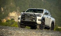 Toyota Hilux ra mắt bản nâng cấp giá từ 628 triệu, quyết đấu các đối thủ trong phân khúc