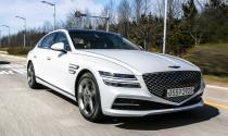 Doanh số xe sang Hàn vượt Mercedes và BMW