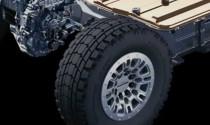 Ngỡ ngàng với kiệt tác la-zăng trên xe điện Hummer sắp ra mắt
