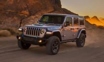 Jeep trình làng Wrangler 2021 cạnh tranh với Ford Bronco: diện mạo không đổi, thêm công nghệ