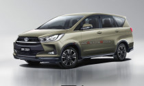 Lộ thông tin Toyota Innova có thêm phiên bản mới, dự đoán cuối năm ra mắt