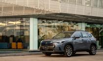 Toyota Corolla Cross: Mạnh mẽ đầy hứng khởi