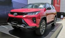 """Toyota Fortuner 2021 lộ diện nhiều công nghệ """"xịn"""" trước ngày ra mắt tại Việt Nam"""