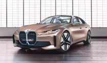 BMW i4 sedan chạy điện sắp được sản xuất