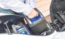 Bốn hãng Nhật có thể dùng chung pin cho xe máy điện