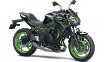 Kawasaki Z650 2021 chính thức trình làng mới nhiều trang bị mới