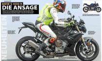 Lộ diện BMW S1000R thế hệ mới cạnh tranh trực tiếp Ducati Streetfighter V4
