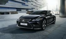 Bản nâng cấp Lexus LS 2021 vừa ra mắt châu Âu có gì mới?