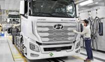 Hyundai gia nhập phân khúc xe tải hydro vào năm 2022