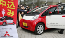 Ô tô điện đầu tiên của Mitsubishi từng về Việt Nam bị \'khai tử\'