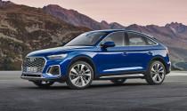 Audi Q5 Sportback 2021 - đối thủ mới của BMW X4