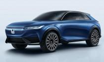 Concept SUV chạy điện của Honda lộ diện