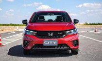 Honda City 2021 bắt đầu nhận cọc tại đại lý, dự kiến ra mắt Việt Nam vào tháng 10
