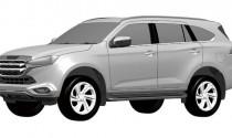 Isuzu mu-X thế hệ mới lộ diện, thay đổi thiết kế cạnh tranh Toyota Fortuner
