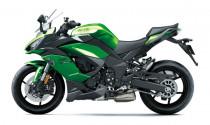 Kawasaki Ninja 1000SX thêm tuỳ chọn màu mới giá gần 350 triệu đồng