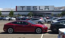 Tesla xuất khẩu nhiều xe nhất ngành công nghiệp ôtô Mỹ