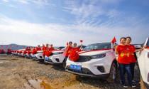 """Công ty Trung Quốc """"chơi lớn"""" mua hơn 4.000 xe ô tô tặng nhân viên"""