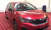 Honda City 2021 rò rỉ ảnh thực tế tại Việt Nam: diện mạo lột xác, giá bán chưa tiết lộ