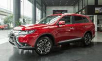 Mitsubishi Outlander giảm giá kịch sàn đến 160 triệu đồng trong tháng 10/2020