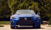 Tại Mỹ, Lexus IS 2021 sẽ có giá bán từ 927 triệu đồng