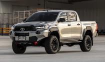 Toyota Hilux thêm bản Mako đậm chất offroad, chỉ bán 250 chiếc đối đầu Ford Ranger Raptor