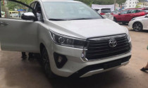 Toyota Innova 2021 nhận đặt cọc tại đại lý, chuẩn bị ra mắt tại Việt Nam