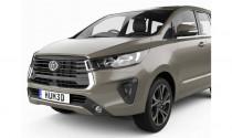 Toyota Innova bản nâng cấp lộ diện