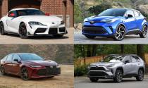 5 mẫu ô tô Toyota cực hot trên thế giới nhưng nhất quyết không về Việt Nam