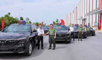 70 xe VinFast sản xuất dành riêng cho Bộ Công an