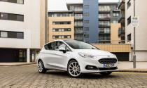 Doanh số Ford Fiesta động cơ diesel sụt giảm mạnh