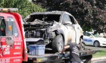Hyundai triệu hồi Kona phiên bản điện do nguy cơ cháy pin