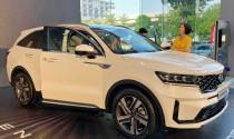 Kia Sorento 2021 giá hơn 1 tỷ cập bến đại lý, trang bị có lược bỏ như đồn đoán?