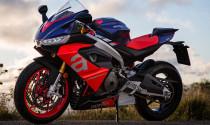 Sportbike tầm trung Aprillia RS660 2021 trình làng cạnh tranh trực tiếp Yamaha R6, CBR600RR