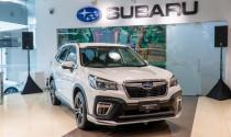 Subaru Forester giảm còn 899 triệu trong tháng 10, quyết chạy đua cùng Honda CR-V