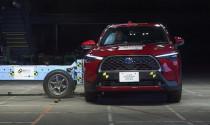 Toyota Corolla Cross đạt 5 sao an toàn ASEAN NCAP